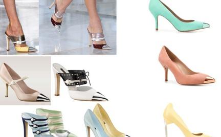 Drożej taniej: pantofle Louis Vuitton i Zara