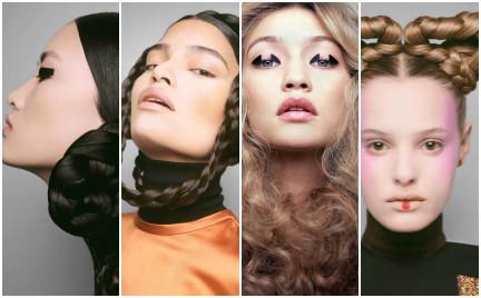 Beauty Queens czyli konkurs piękności w Harper s Bazaar