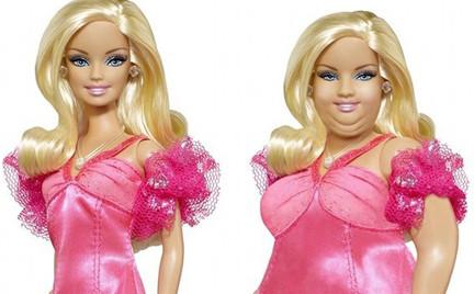 Puszysta Barbie. Co o niej sądzicie