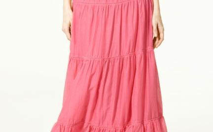 Jak Ci się podoba: maxi spódnica Zara