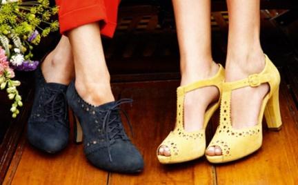 W stylu retro: sandały Clarks