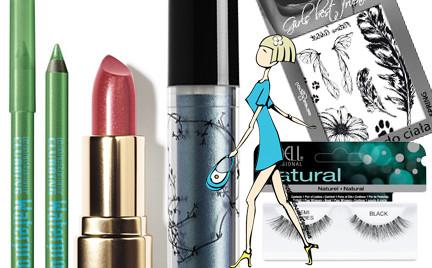 Kosmetyczna Agentka: ciekawe drobiazgi makijażowe na karnawał
