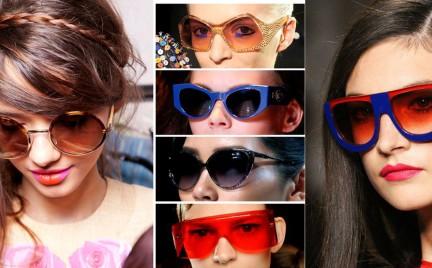 Trend na wiosnę: najmodniejsze okulary