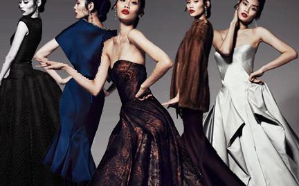 Wieczorowa suknia doskonała czyli Zac Posen zaprezentował nową kolekcję