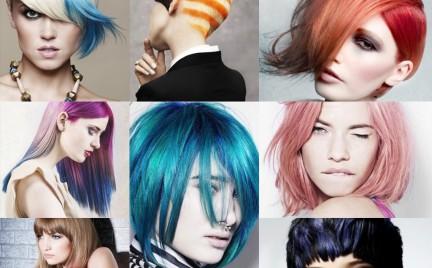 Dla odważnych: nietypowa koloryzacja włosów