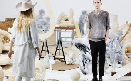 McQ wspiera młodych artystów: oto przyszłość mody