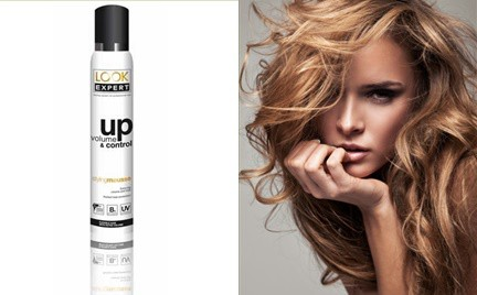 Kosmetyk tygodnia: pianka do włosów Look Expert