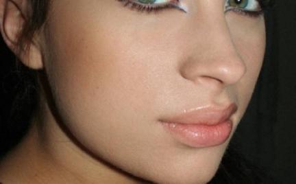 Makijaż 204 - smoky z kreskami