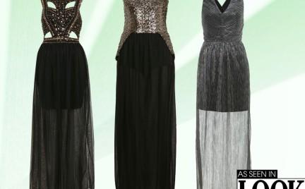 Elegancko: długie suknie wieczorowe
