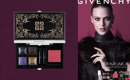Trendy w makijażu - jesień u Givenchy