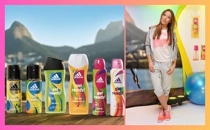 Snobka na konferencji: Linia Get Ready Adidas i spotkanie z Ewą Chodakowską