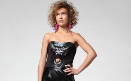 Polska moda z gorylem w roli głównej
