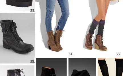 Kupujemy: botki