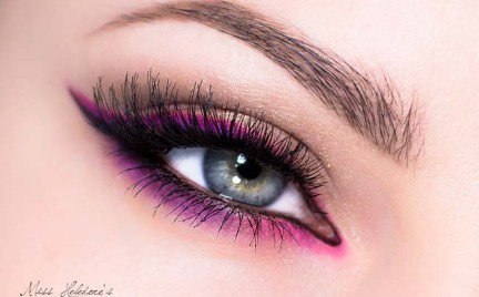 Makijaż: Pink Passion