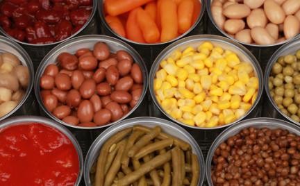 Żywność z puszki jeść czy nie jeść
