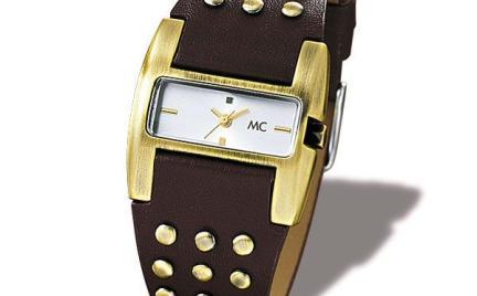 Zegarek z nitami MC
