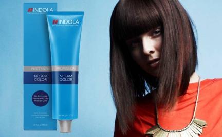 Kosmetyk tygodnia: Indola Profession NO AM Color czyli kolor bez amoniaku