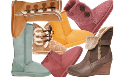 Co o nich sądzicie: buty Emu Australia