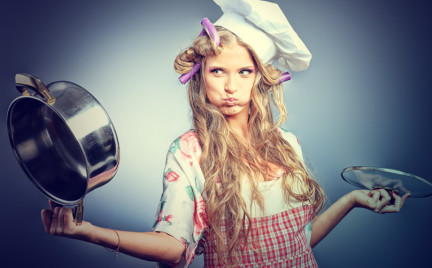 Kulinarne wpadki. Jak naprawiać i zapobiegać