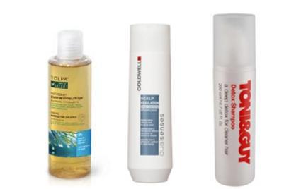 Na każdą kieszeń: oczyszczające szampony do włosów