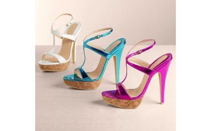 Sandały Victoria s Secret
