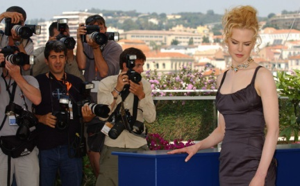 Festiwal w Cannes rewia mody