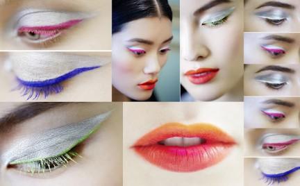 Makijażowe trendy na jesień 2012