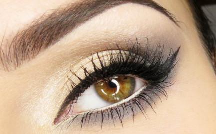 Makijaż: Koci Eyeliner