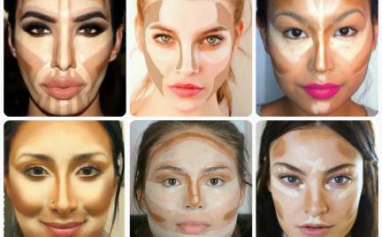 Konturowanie twarzy: hit czy kit