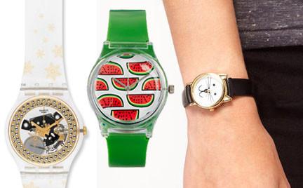 Hit czy kit: zegarki jak pożyczone od dziecka