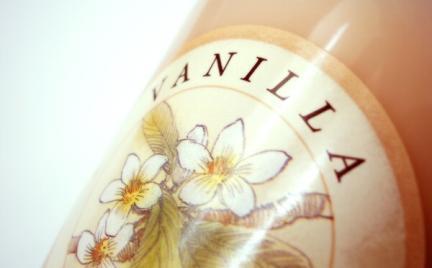 Tajemnice kosmetyków: wanilia