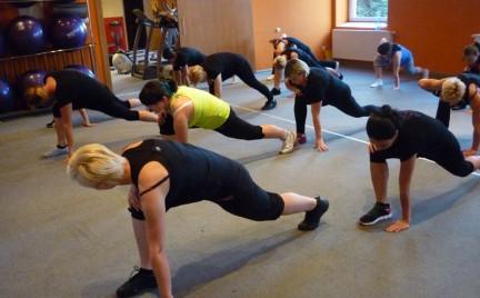 Snobka fit: TMT czyli niezły wycisk