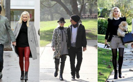 Która najlepsza 4 stylizacje Gwen Stefani