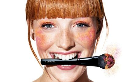 Tajemnice kosmetyków: pędzle do makijażu pędzel do pudru