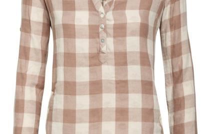 Krata w jesiennej odsłonie - koszula Van Graaf