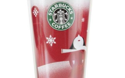 Świąteczna atmosfera w Starbucks