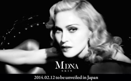 Pielęgnacja skóry z Madonną. Odliczanie dni do premiery MDNA Skin
