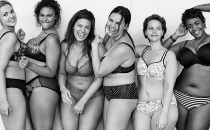 ImNoAngel promocja bielizny plus size czy antyreklama Victoria s Secret