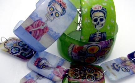Co o tym myślicie: Frida Kahlo na oryginalnych akcesoriach