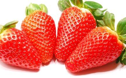 Tajemnice kosmetyków: truskawki