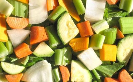 Dieta z parowarem