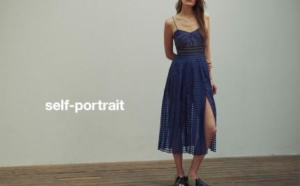 Self-Portrait podbija serca gwiazd. Młoda marka konkuruje z najlepszymi
