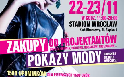 Najnowsze trendy pokazy mody i stylowe zakupy. Zapraszamy na 5. edycję Wrocław Fashion Meeting