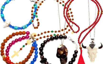 Boho w stylu glamour czyli kolekcja Bali od me-like