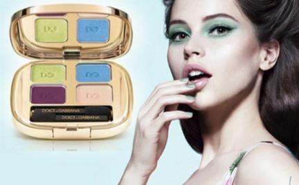 Zamienniki kosmetyczne: paleta cieni Dolce Gabbana Bouquet