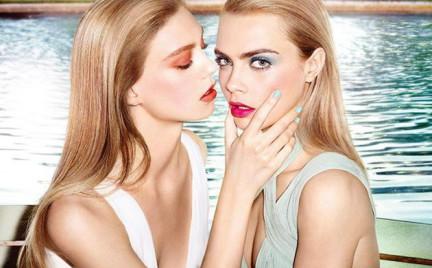 Hit czy kit: lesbijskie pocałunki jako narzędzie marketingowe
