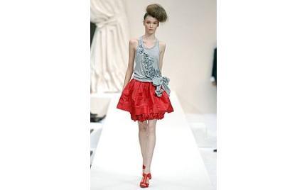 Co będzie modne na wiosnę: Spódnica