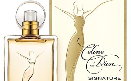 Signature przedstawiamy nowy zapach Celine Dion