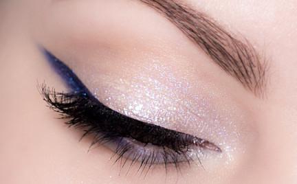 Makijaż: Blue Spark