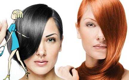 Kosmetyczna Agentka: dopieszczamy włosy